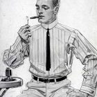 American Artist J. C. Leyendecker