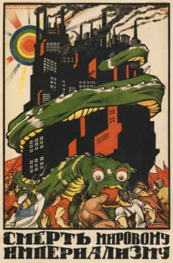 Russian Revolutionary Poster by Dmitri Moor