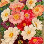 victorian floral art