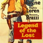 Vintage Movie Poster Art – Legend of the Lost, Henry Hathaway 1957