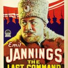 Vintage Movie Poster – The Last Command, 1928