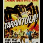 Tarantula! Giant Spider Strikes 1955 Retro Movie Poster