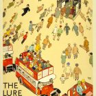 Vintage Poster: Alfred Lette The Lure Of The Underground