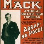 Andrew Mack, America's Greatest Irish Comedia 1906 by U.S. Lithograph Co.