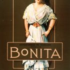 Mortimer M. Theise presents Bonita, Antique Poster by The Otis Lithograph Co, 1910