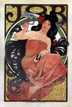 an essay on the cigarette job by alphonse marie mucha An essay on alphonse mucha photograph of alphonse marie mucha moments the stops to success quoting mucha job cigarette advertisements 1897 biscuits.