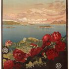 Vintage Italy Travel Poster: Lake Maggiore