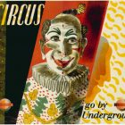 High Resolution Retro Poster by Barnett Freedman – Circus Go by Underground, 1936