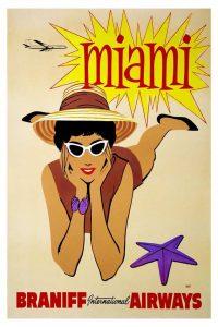 Miami, Braniff International Airways