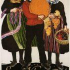 Semaine Valaisanne Zurich Vintage Poster, 1927
