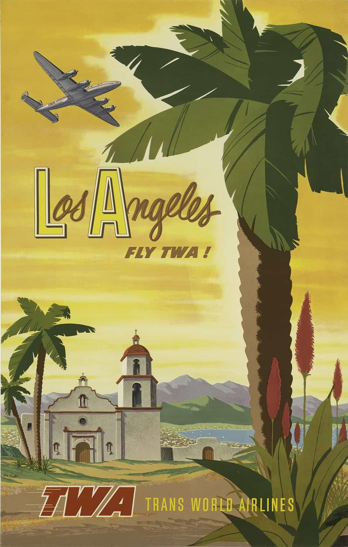 Vintage Twa Poster 23