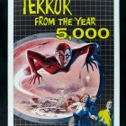 Retro Film Poster – 1958 Terror From The Year 5000