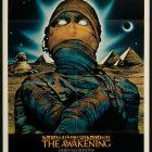 Horror Movie Poster 'The Awakening'