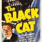 Classic Theatrical Poster – The Black Cat, 1941