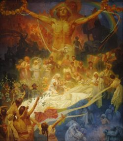 'The Slav Epic' Cycle No. 20 by Alfons Mucha, 1926