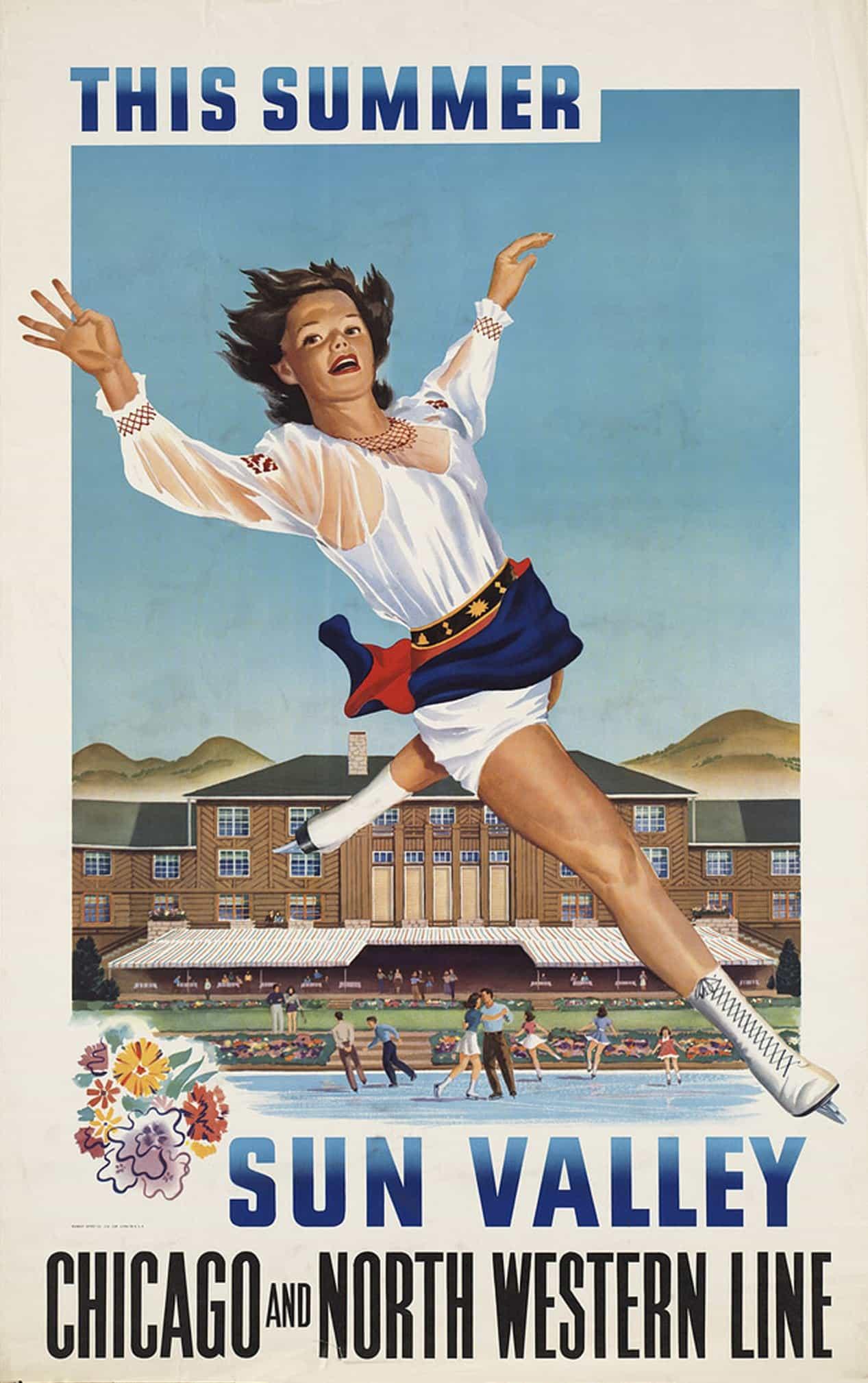 Los Angeles Olympic Games Vintage Poster - Los angeles posters vintage