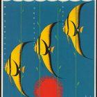 Australia-Great Barrier Reef Vintage Poster, 1930-1939