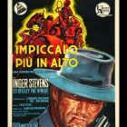Impiccalo Piu In Alto Retro Film Poster, 1968