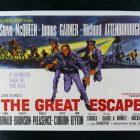 'The Great Escape' Classic Film Poster