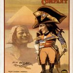 The little corporal comic opera Vintage Poster 1898 by Harry B. Smith and Ludwig Englander