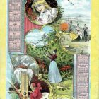 Pacific Strong Seed & Plant Co Vintage Advertising Poster