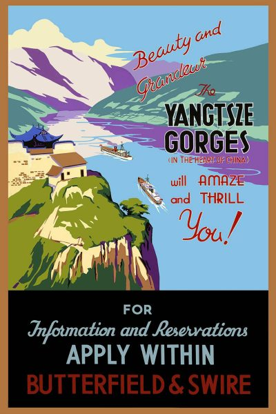 Beauty and Grandeur - The Yangtsze Gorges