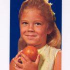 Dolly Citrus Vintage Fruit Crate Label