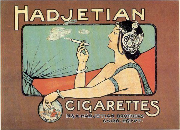 Hadjetian Cigarettes