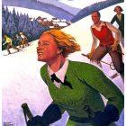 Le Hohwald Vintage Poster, 1928