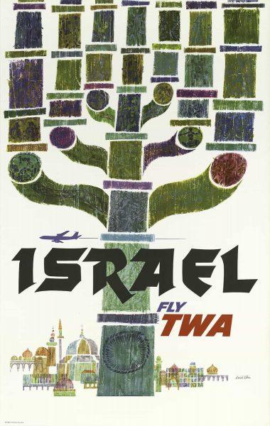 David Klein Fly TWA Israel