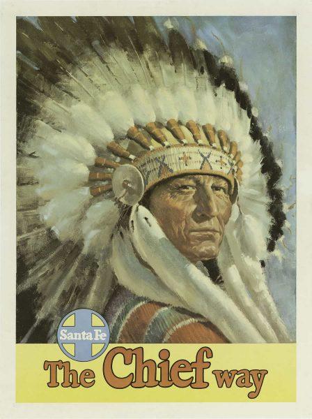 Santa Fe, The Chief Way