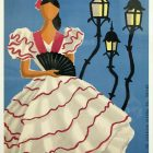 Spain Tourism Poster by Guy Georget, 1950s