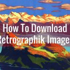 How To Download Vintage Images