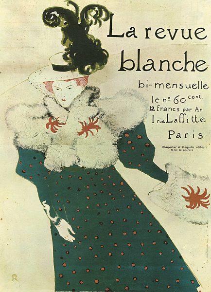 La Revue Blanche Henri Toulouse Lautrec