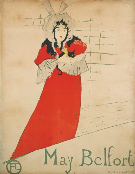 May Belford Henri de Toulouse Lautrec