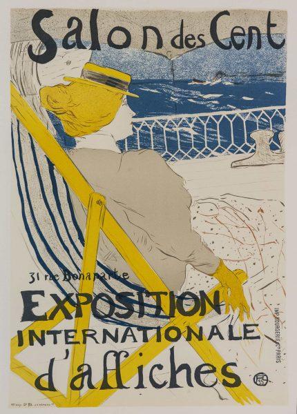 Salon Des Cent Henri De Toulouse-Lautrec