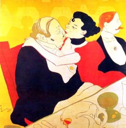 Henri de Toulouse-Lautrec Artwork