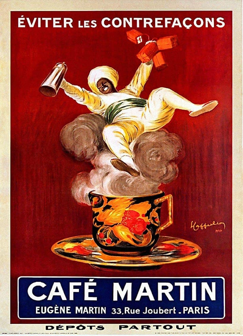 Leonetto cappiello the father of modern advertising poster