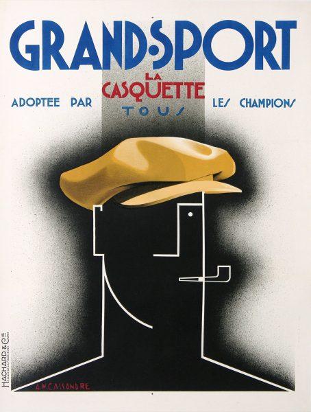 A.M Cassandre-Grand-Sport