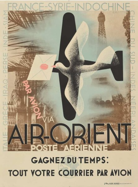Cassandre, Air Orient RS