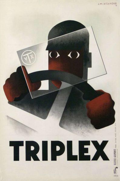 Triplex-cassandre-1931