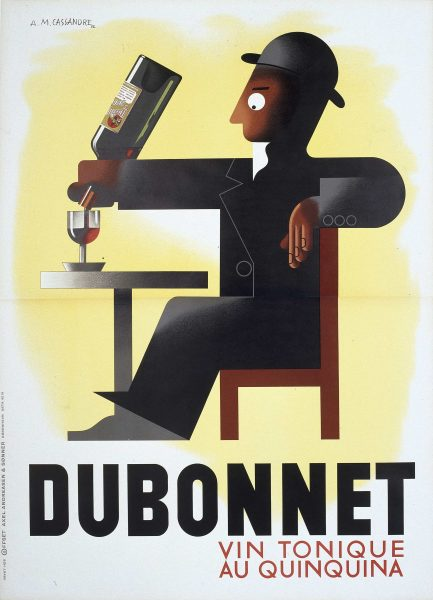 am cassandre- Dubonnet