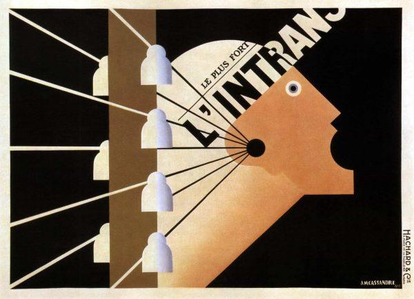 cassandre-l'intrans-1925