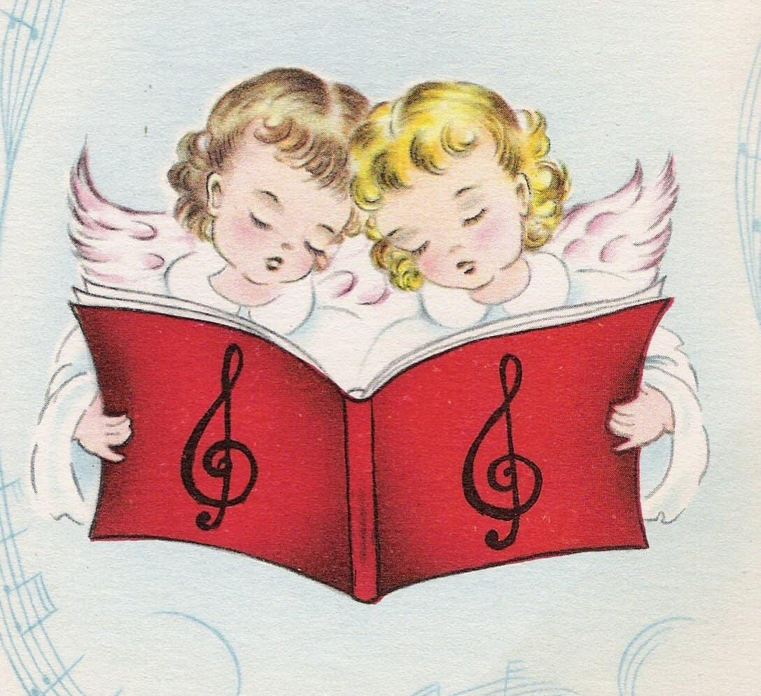 Vintage Christmas Cards Volume 2 - RetroGraphik