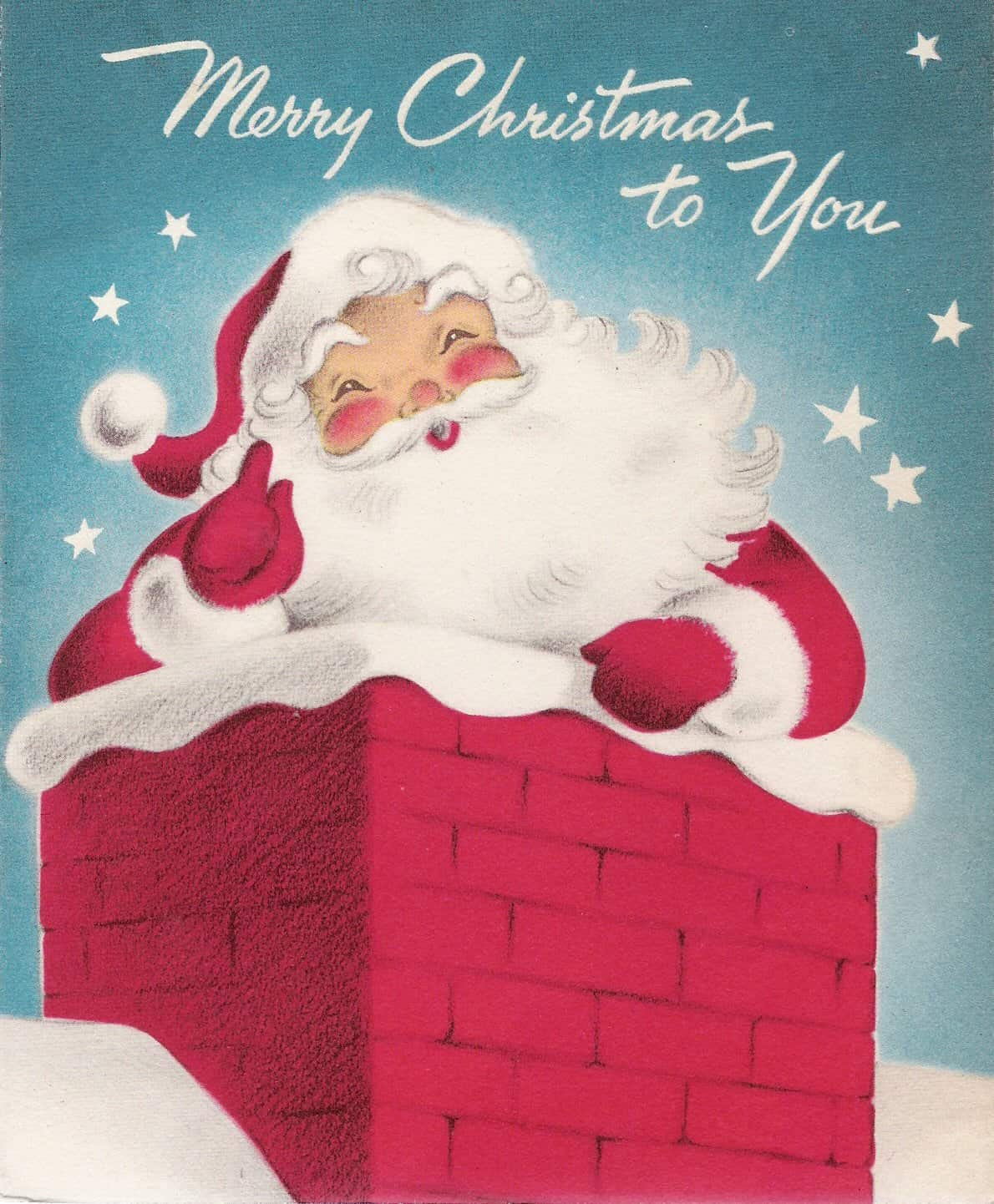 Vintage Christmas Cards Volume 1 - RetroGraphik