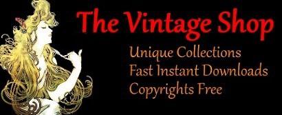 Instant Vintage Images Download