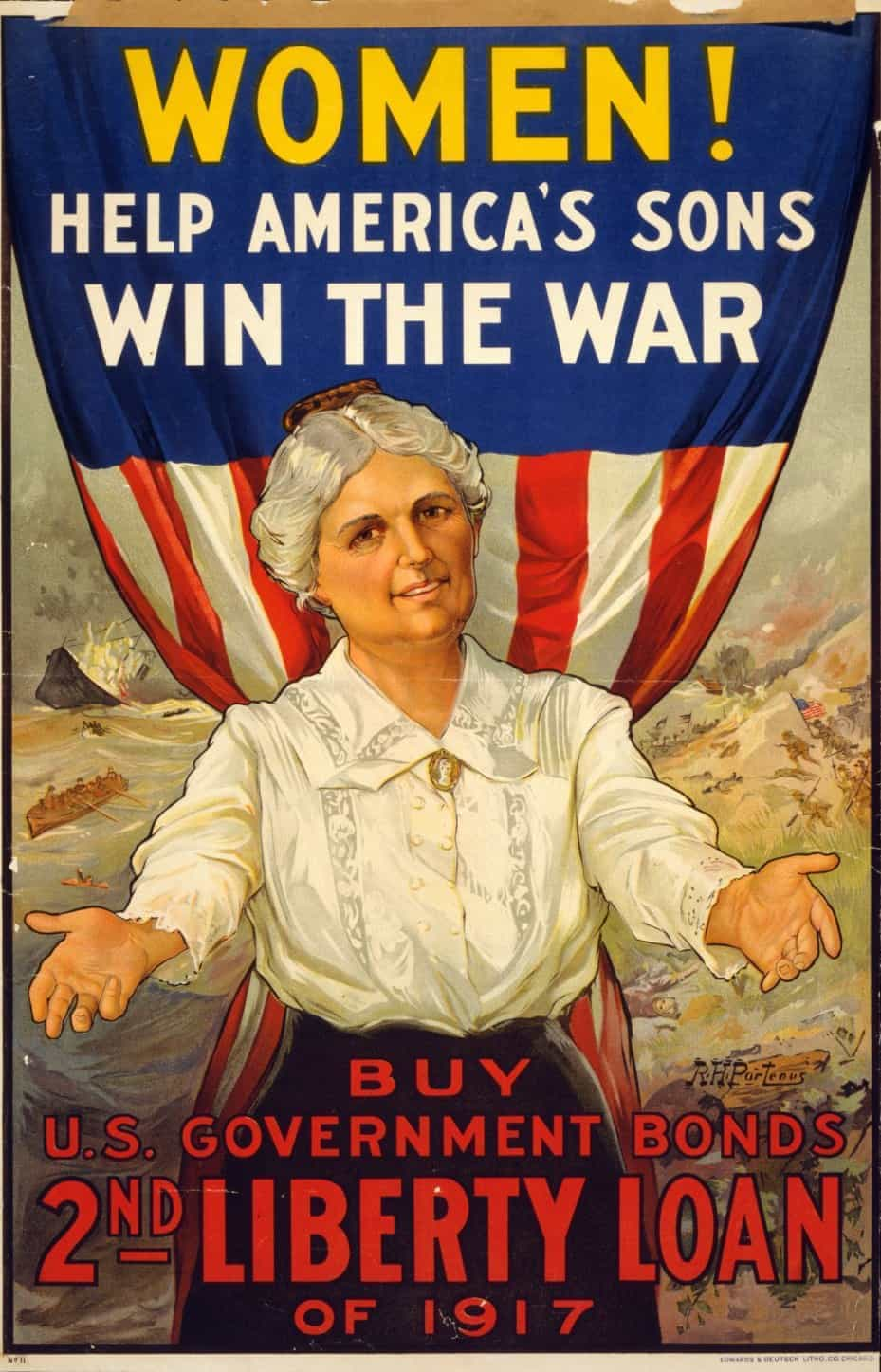 world war i and propaganda World war i propaganda posters scott fields, mckeel academy i lesson summary summary in this lesson, students will examine world war i posters from the united states in order to learn.